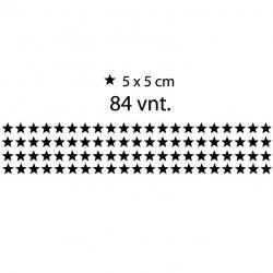 Smulkūs lipdukai Žvaigždės