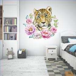 NJ3318 sienų lipdukas Tigras