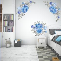 Nj3321 sienų lipdukas Gėlės