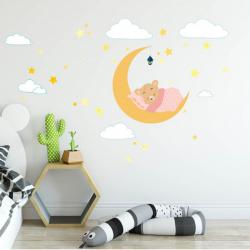Vaikiškas sienų lipdukas Saldus sapnelis