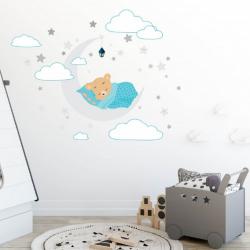 Vaikiškas sienų lipdukas Saldus sapnelis3