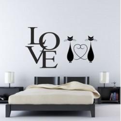 659 Sienų lipdukas Meilė