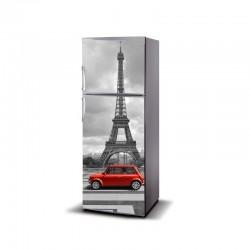 Šaldytuvo magnetinis kilimėlis Eifelio bokštas