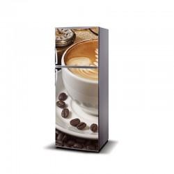 Šaldytuvo magnetinis kilimėlis Rytas su kava