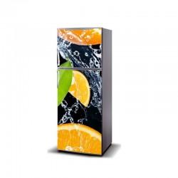 Šaldytuvo magnetinis kilimėlis Apelsinai