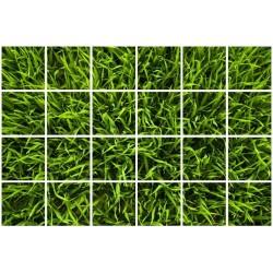9042 Lipdukas plytelėms Žolė žalia
