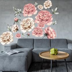 9740 sienų lipdukas Gėlės
