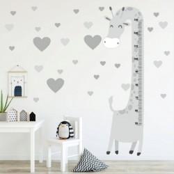 40012 Lipdukas liniuotė Žirafa