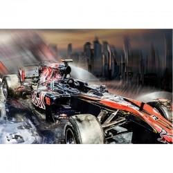 Fototapetas lenktynių auto