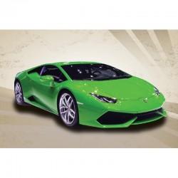 Fototapetas Žalias auto