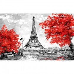 Fototapetas Paryžius
