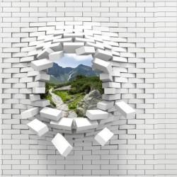 Fototapetas 3D Kalnai
