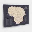Lietuvos žemėlapiai